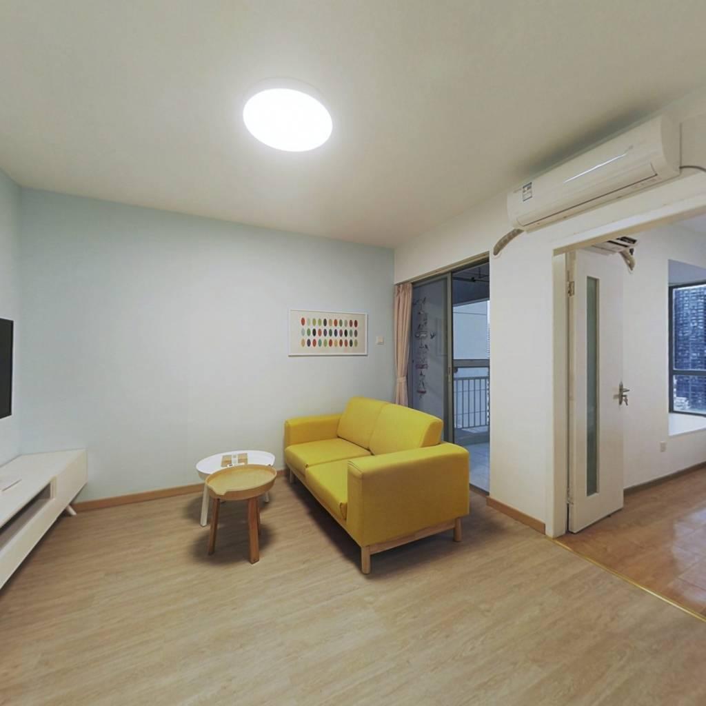 整租·丽阳天下 1室1厅 东南卧室图