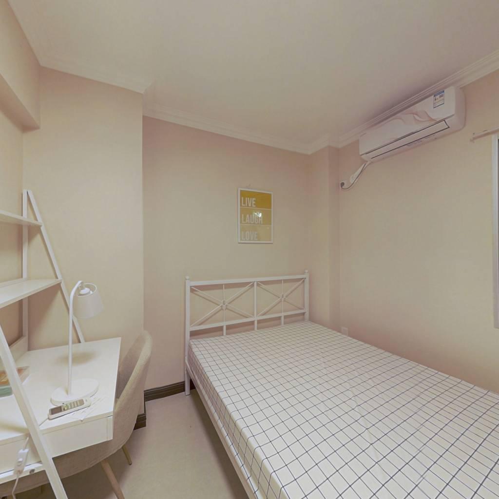 合租·江湾花苑 3室1厅 东卧室图