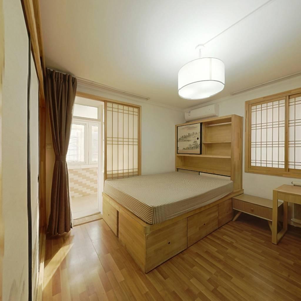 整租·安华里社区 1室1厅 南卧室图