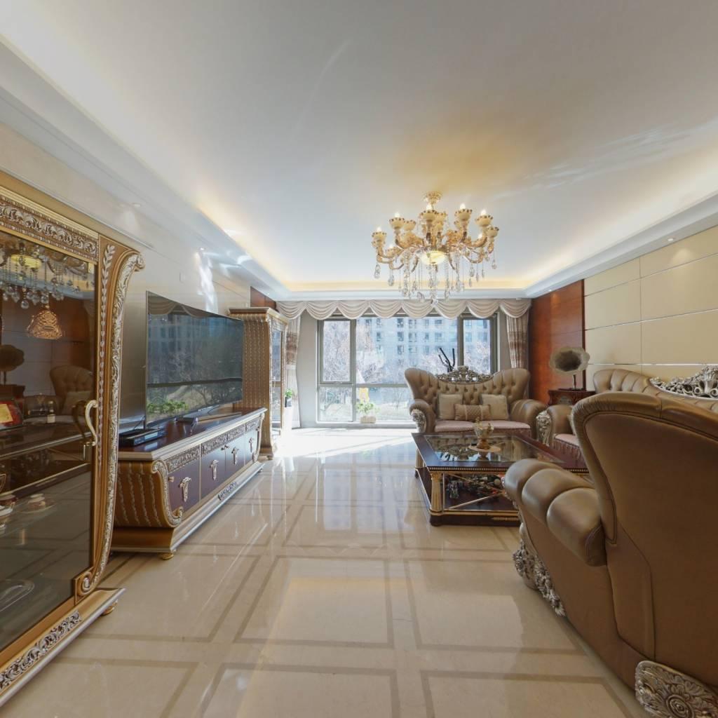 金茂府北区低总价三居室 保养好 诚意出售