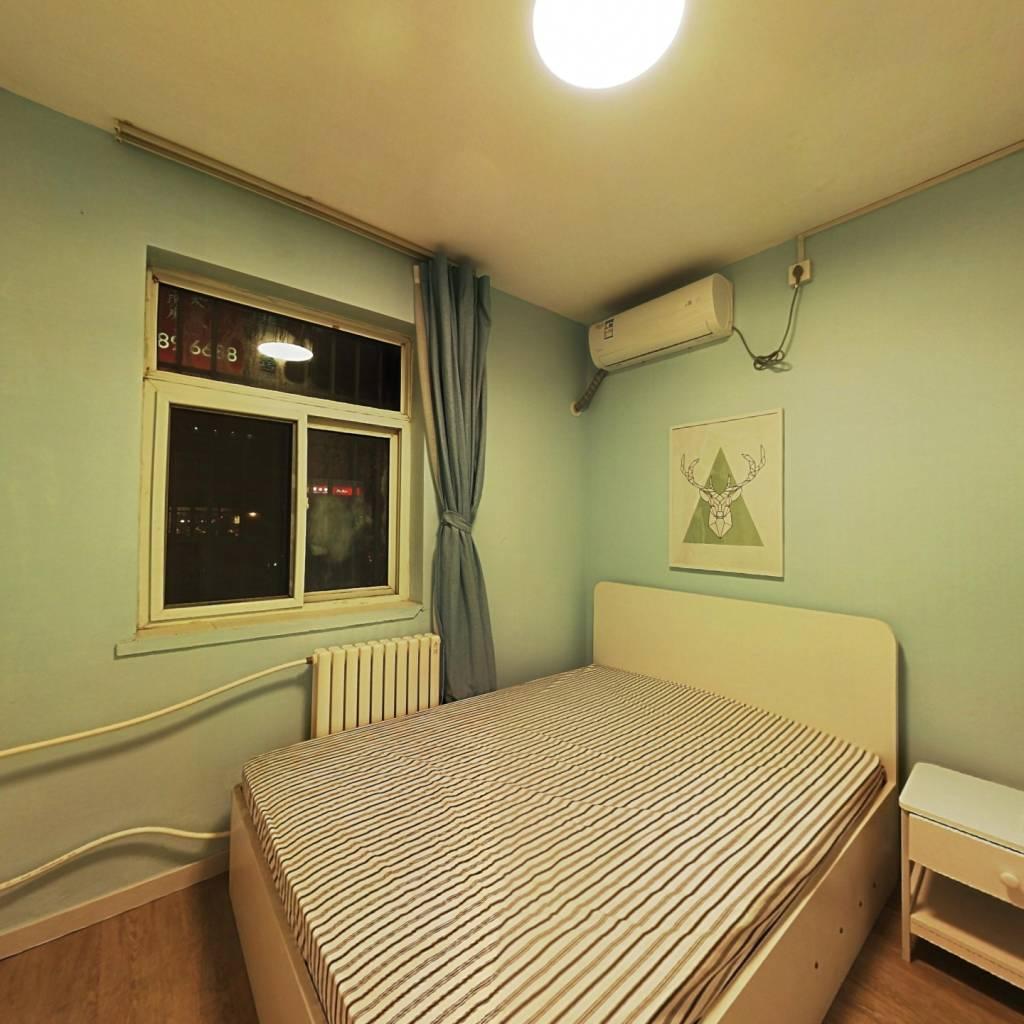 整租·宣武门西大街 2室1厅 东南卧室图