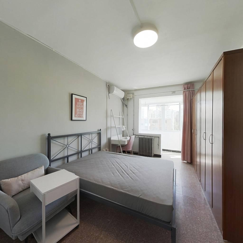 合租·新苑街15号院 3室1厅 南卧室图