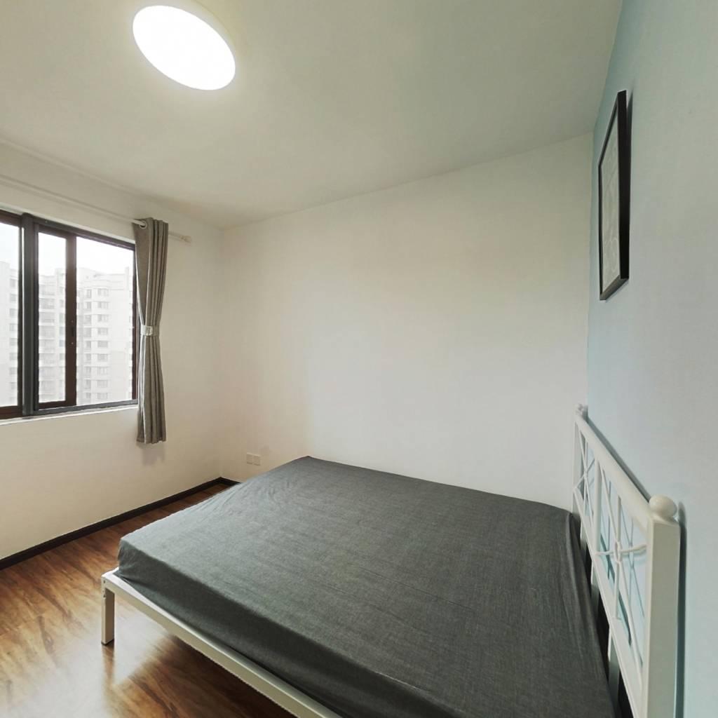 合租·金牛万达D组团 4室1厅 北卧室图