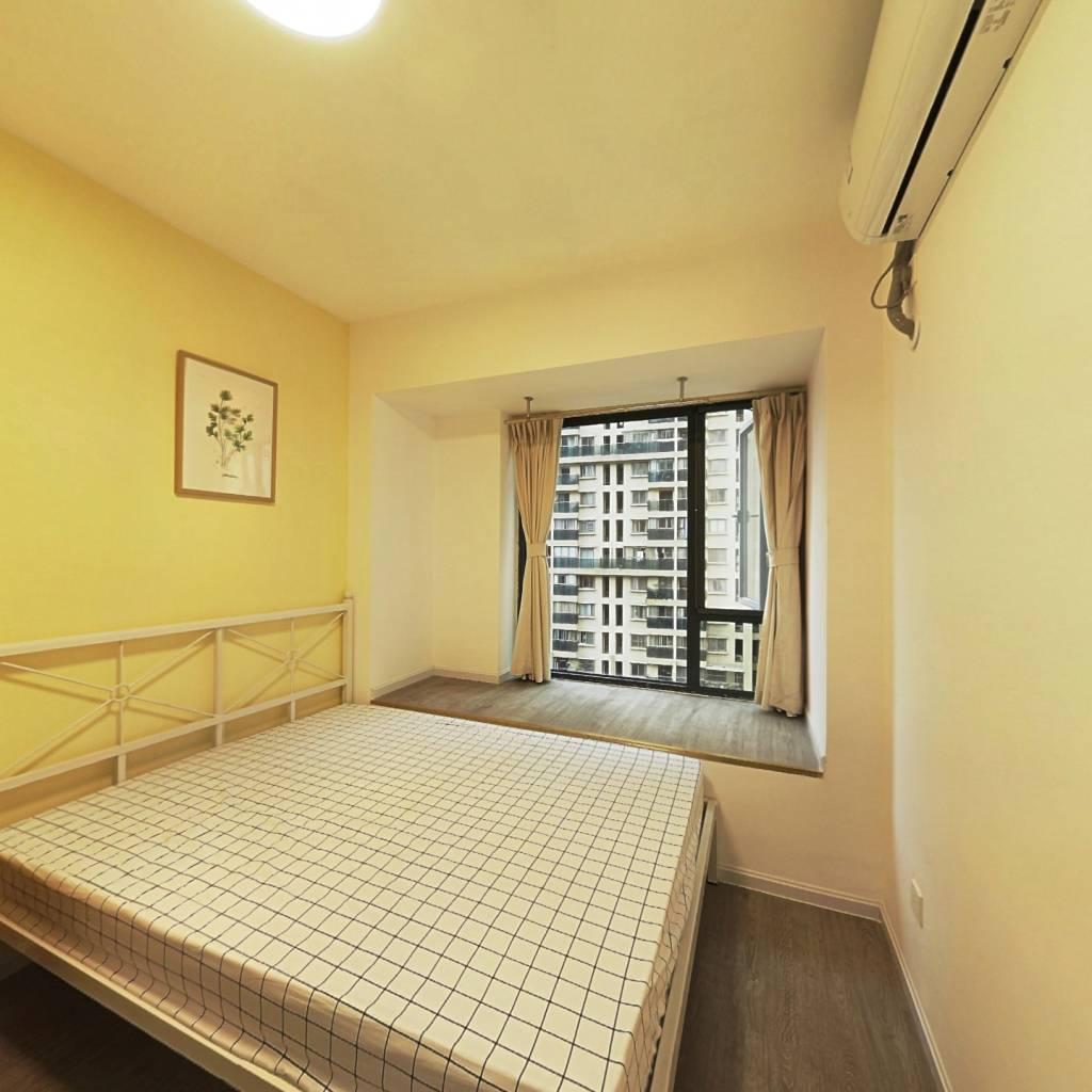合租·瑞升望江橡树林三期 3室1厅 西卧室图