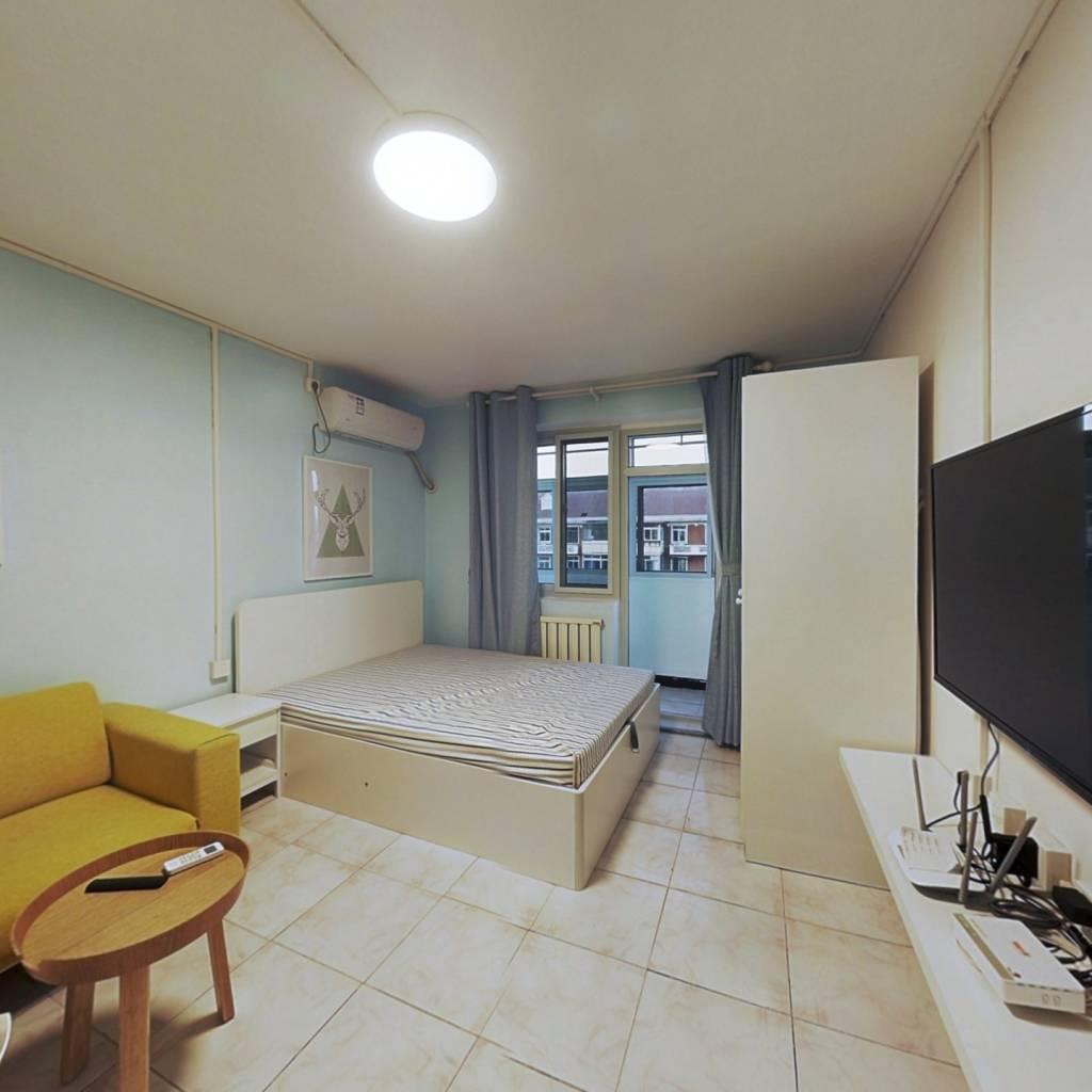 整租·雅安西里 1室1厅 南卧室图