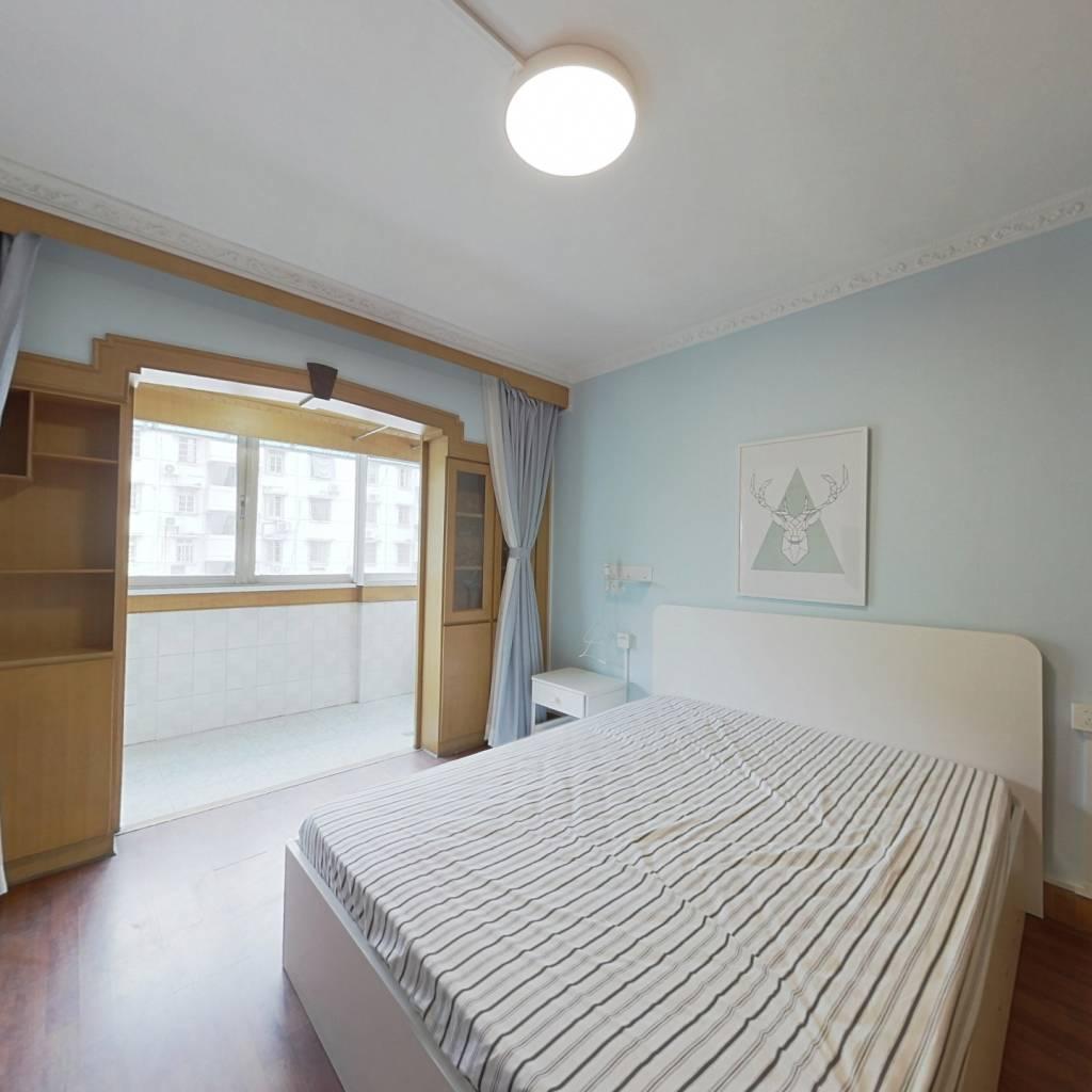 整租·左家新村 2室1厅 南卧室图
