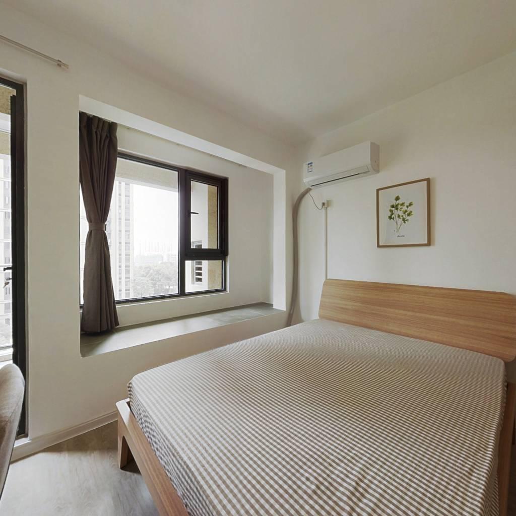 合租·上实海上海一期 4室1厅 北卧室图