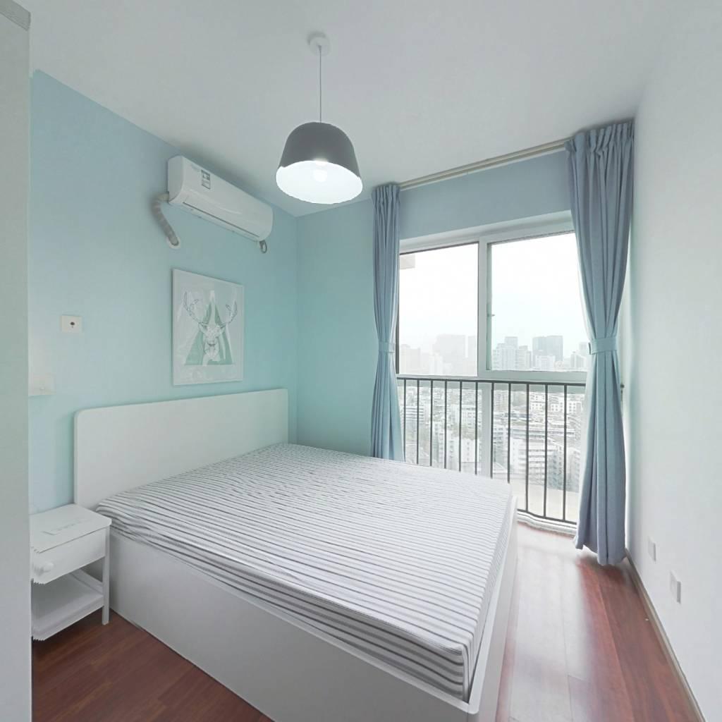整租·锦江印象 1室1厅 南卧室图