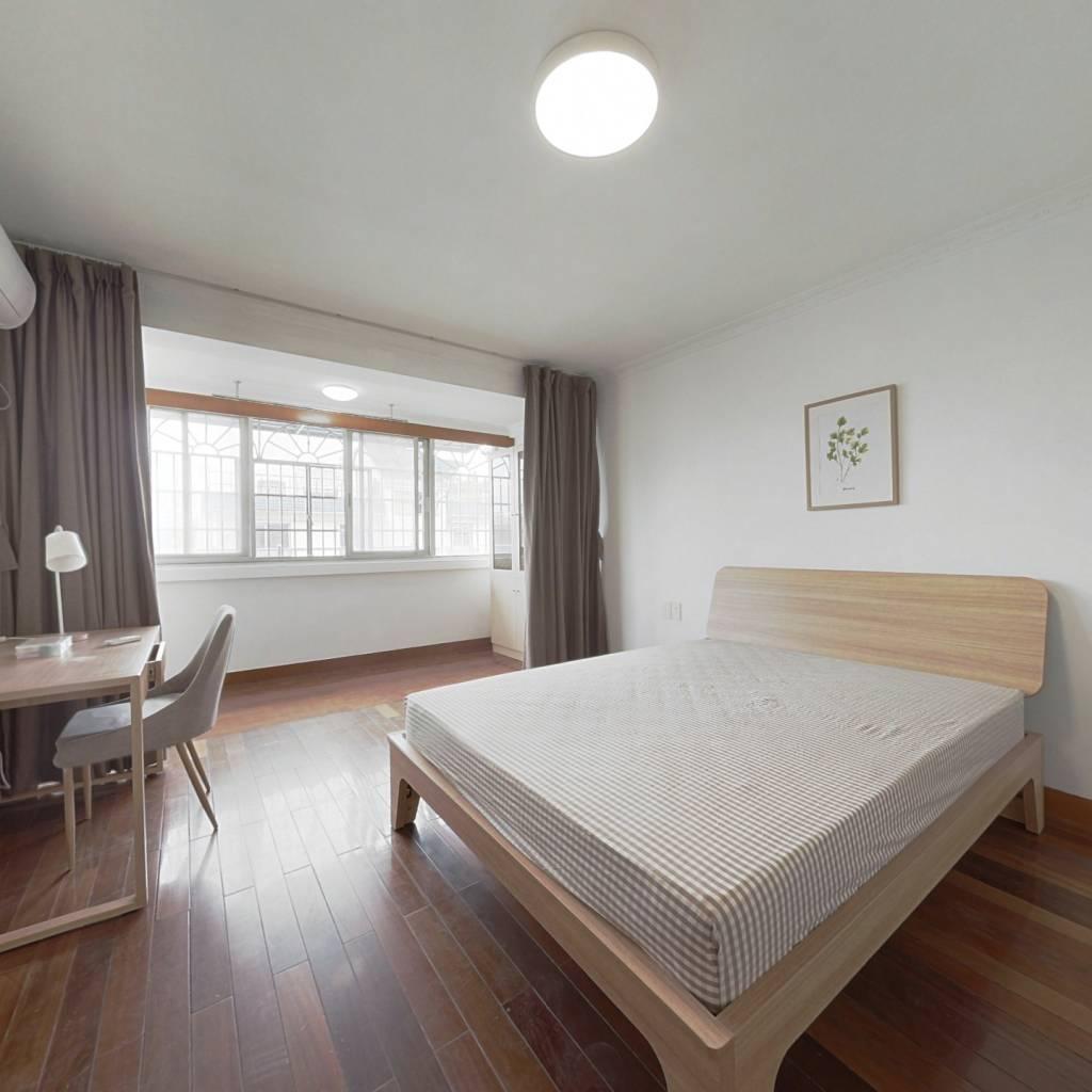 合租·南肖埠北景西苑 3室1厅 南卧室图