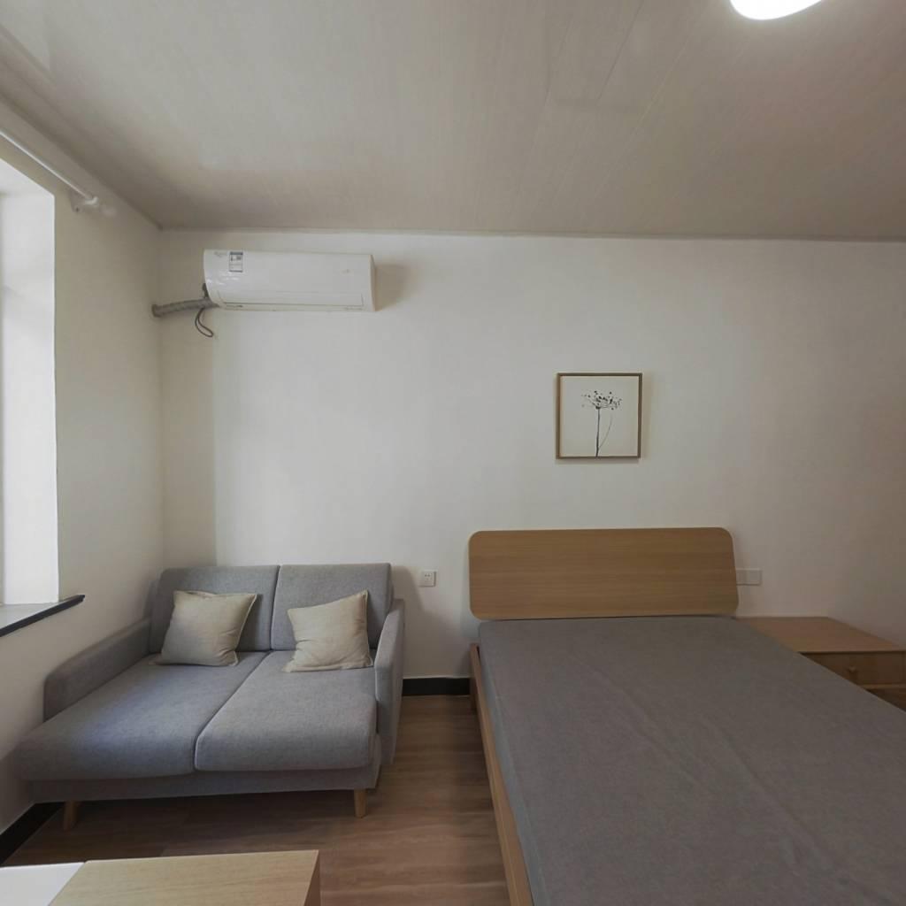 整租·控江四村 1室1厅 南卧室图
