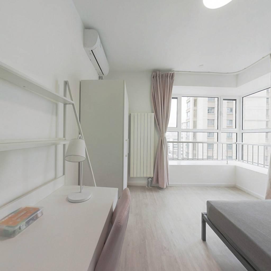 合租·王顶堤故里 3室1厅 北卧室图