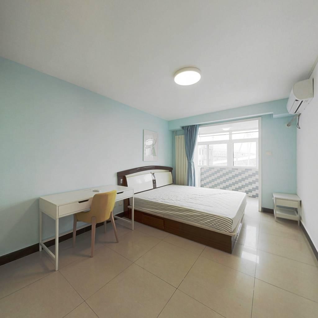 整租·大井南里 2室1厅 南北卧室图