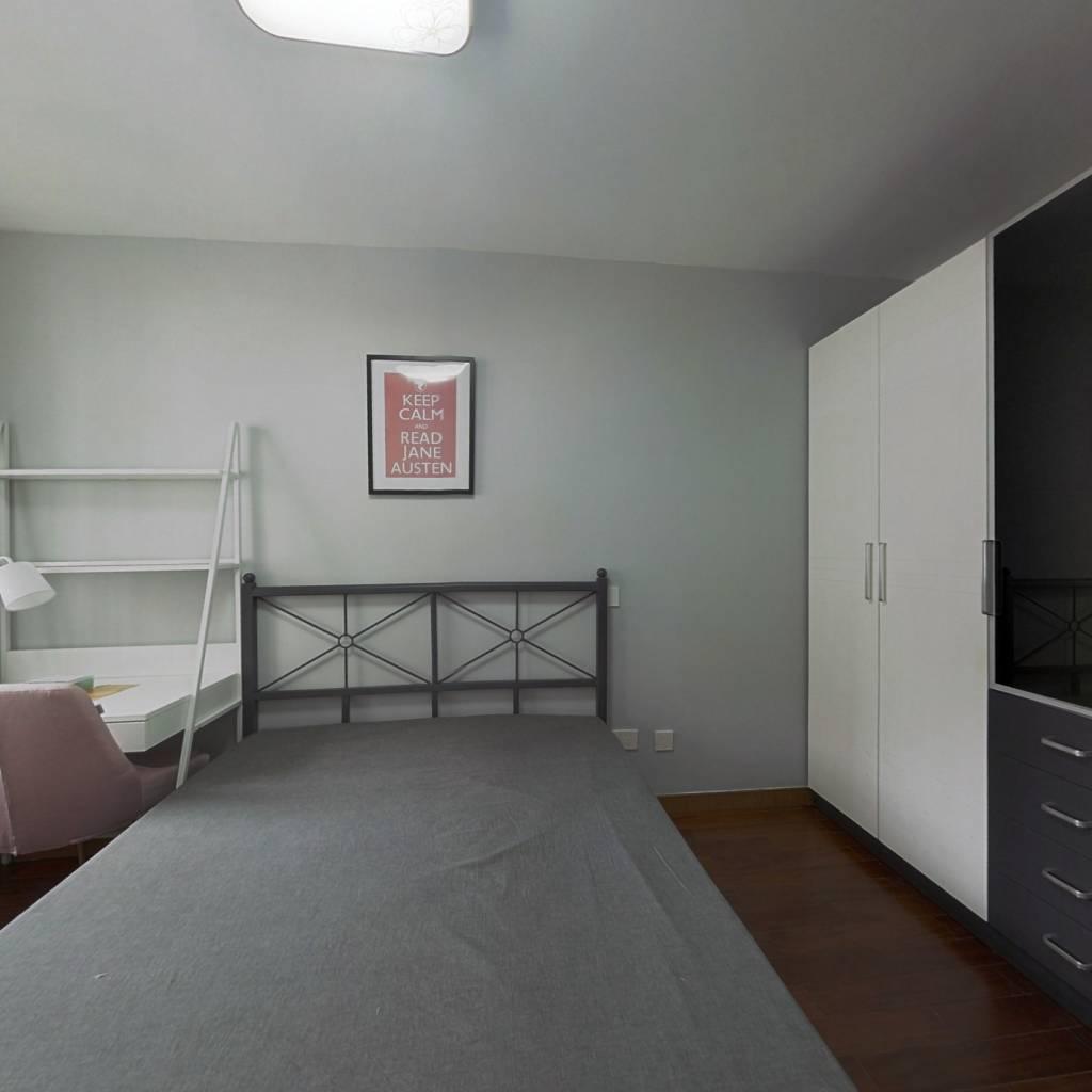 合租·大明小区 3室1厅 西南卧室图
