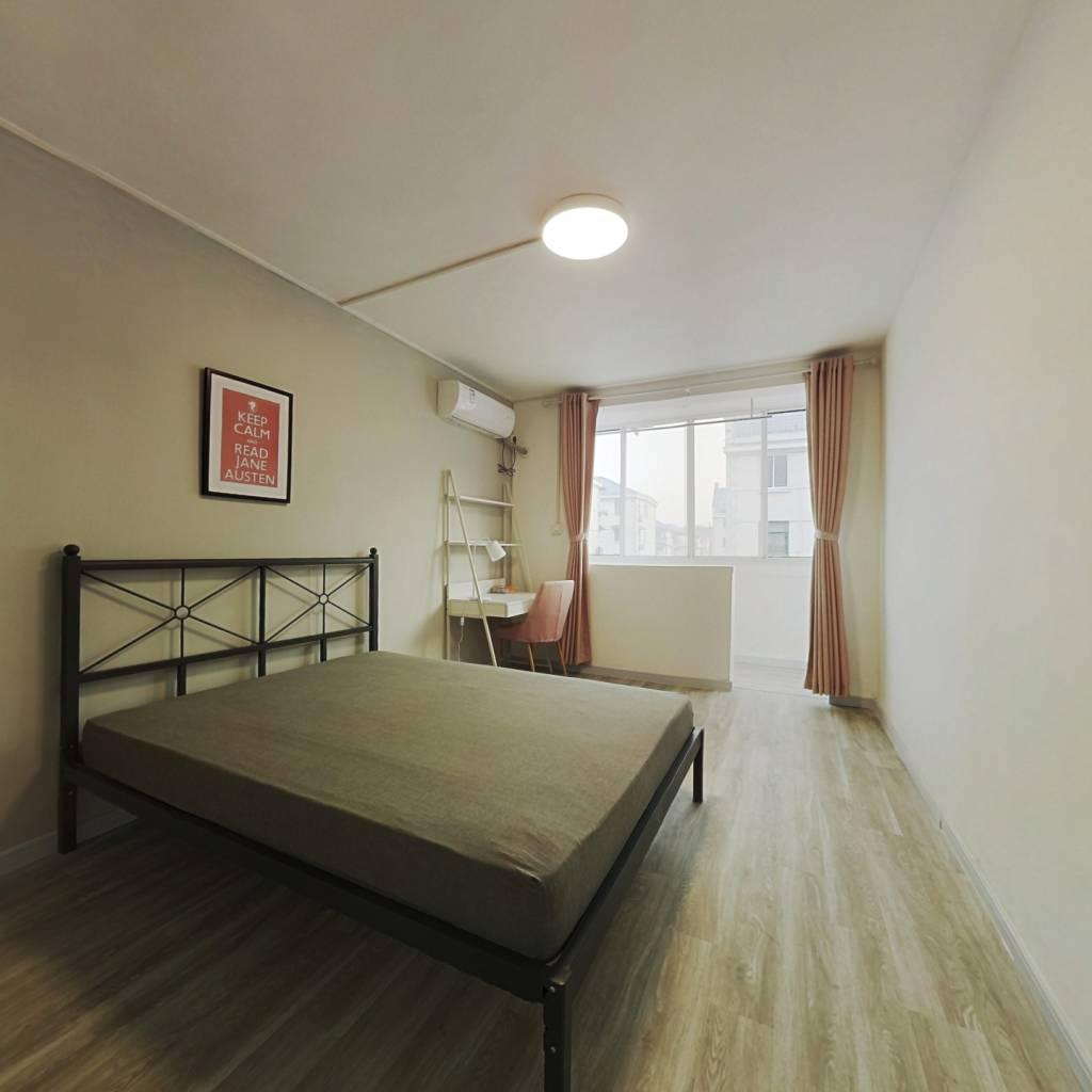 合租·潍坊二村 2室1厅 南卧室图