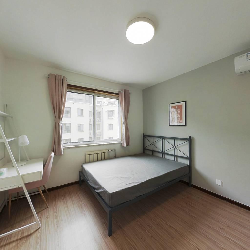 合租·水溪苑 3室1厅 南卧室图