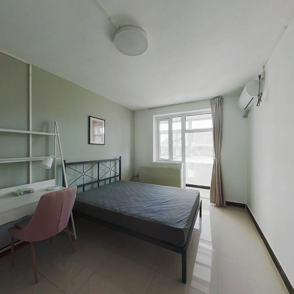 合租·淦江东里 2室1厅 南卧室图