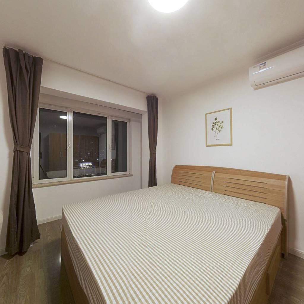 合租·世嘉博苑 3室1厅 西南卧室图