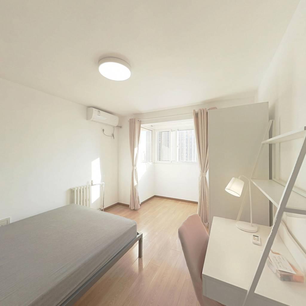 合租·金隅悦和园 3室1厅 南卧室图