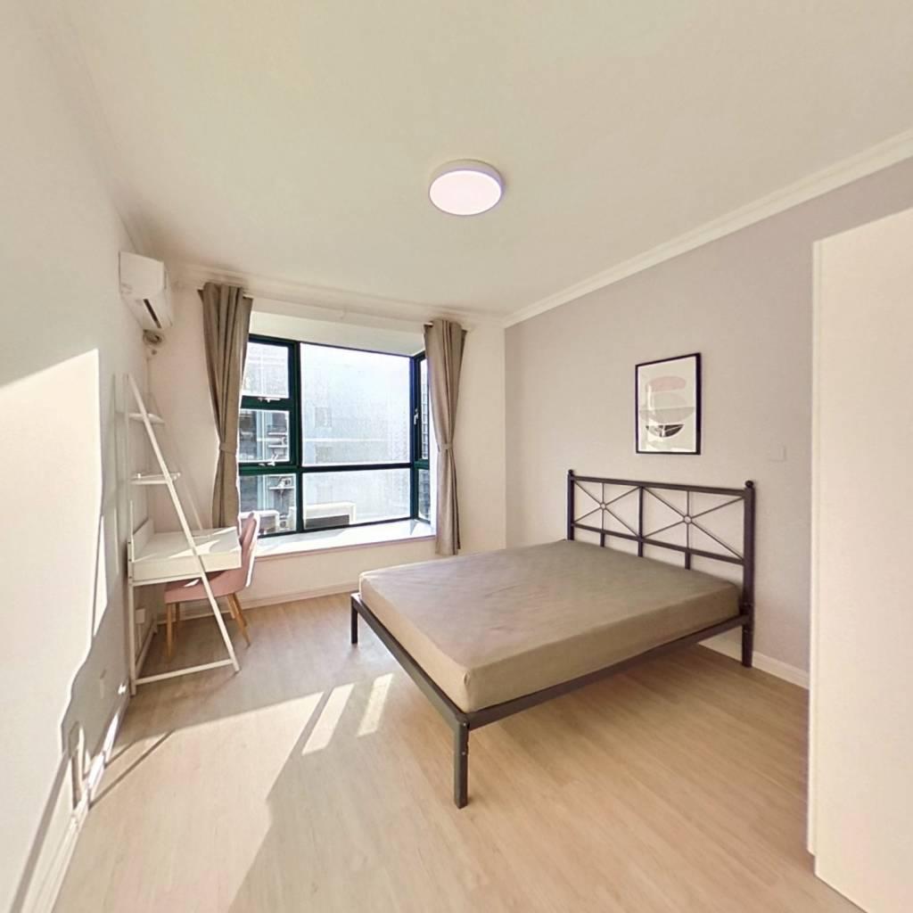 合租·阳光里(黄浦) 3室1厅 北卧室图