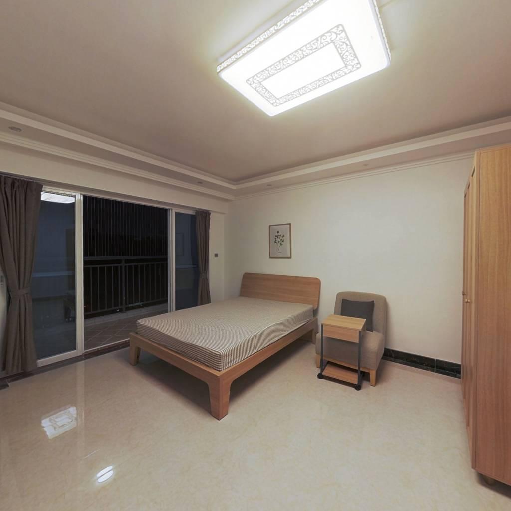 合租·倚绿山庄尚院 6室1厅 南卧室图