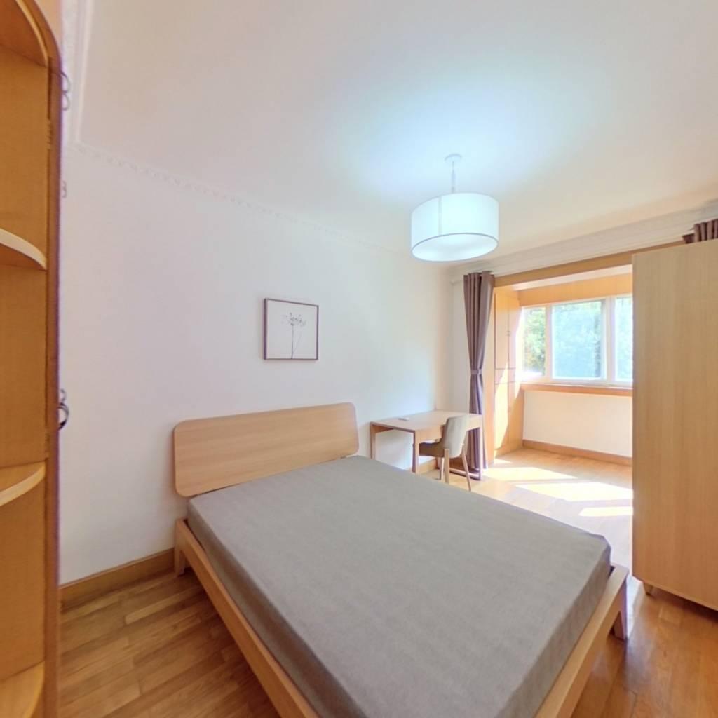 整租·龙柏六村 2室1厅 南卧室图