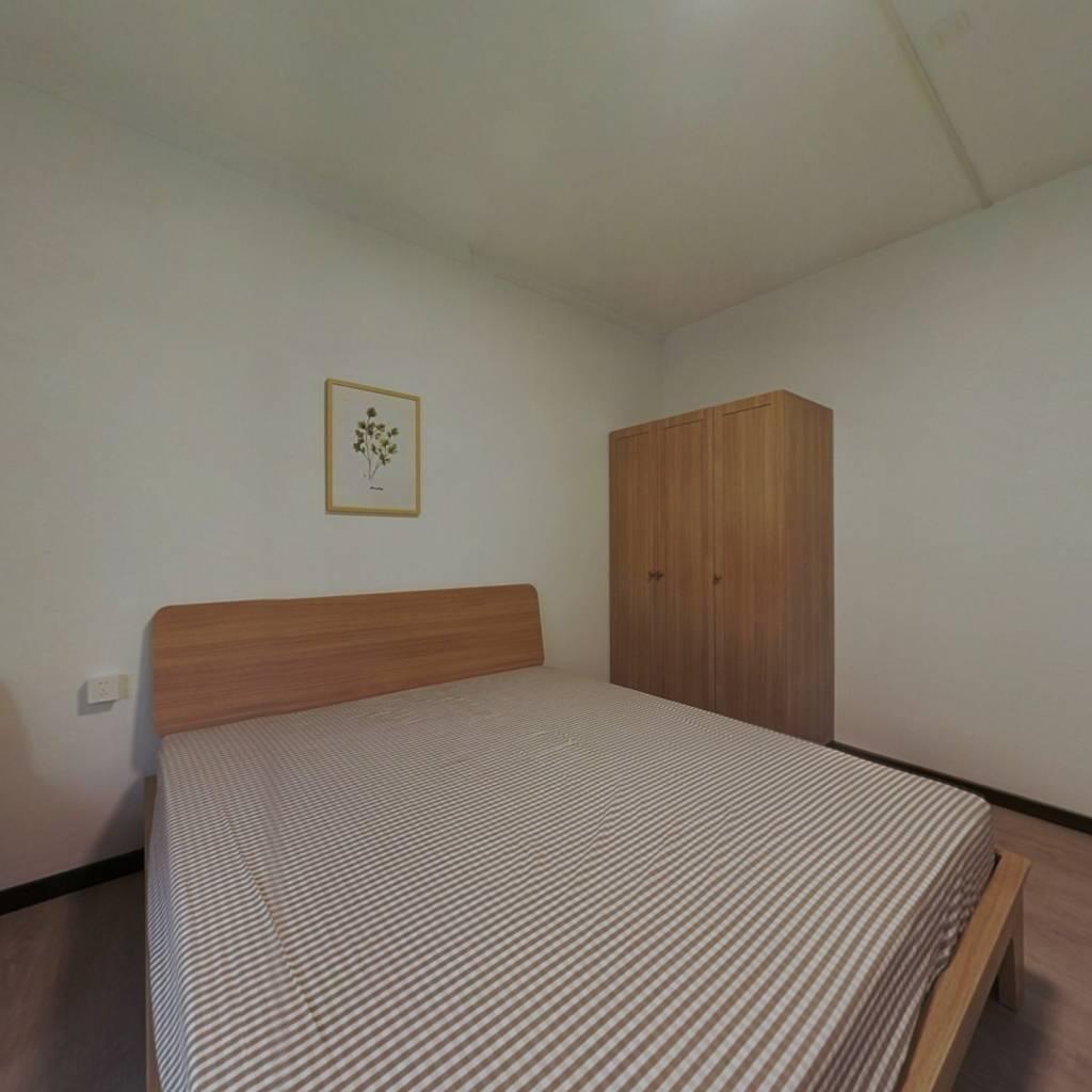 合租·千家鑫苑 3室1厅 北卧室图