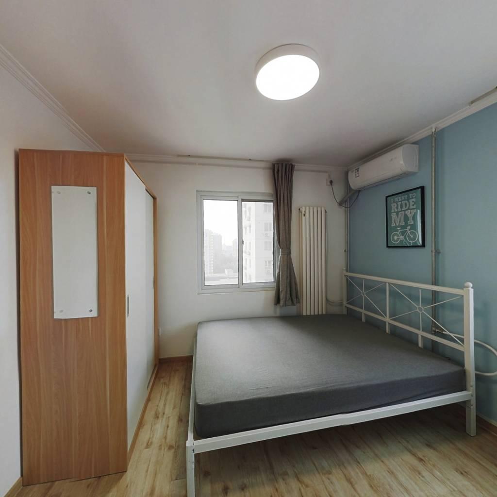 合租·安定路 3室1厅 北卧室图