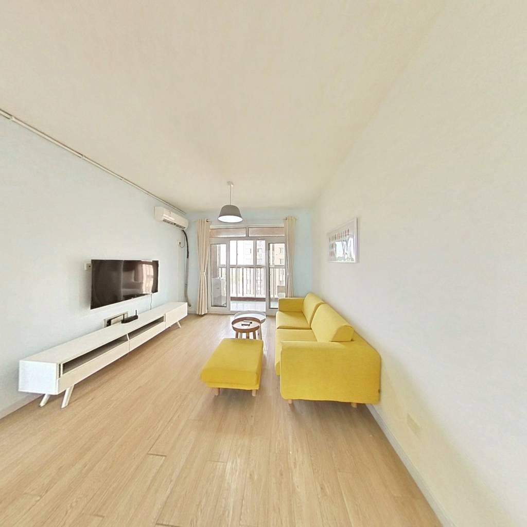 整租·和家欣苑B区 2室1厅 南卧室图