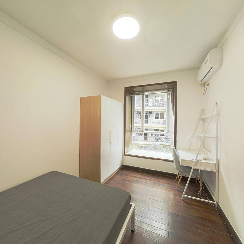 合租·如意人家 4室1厅 南卧室图