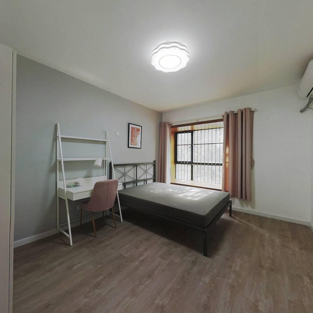 合租·阳光嘉园 3室1厅 北卧室图