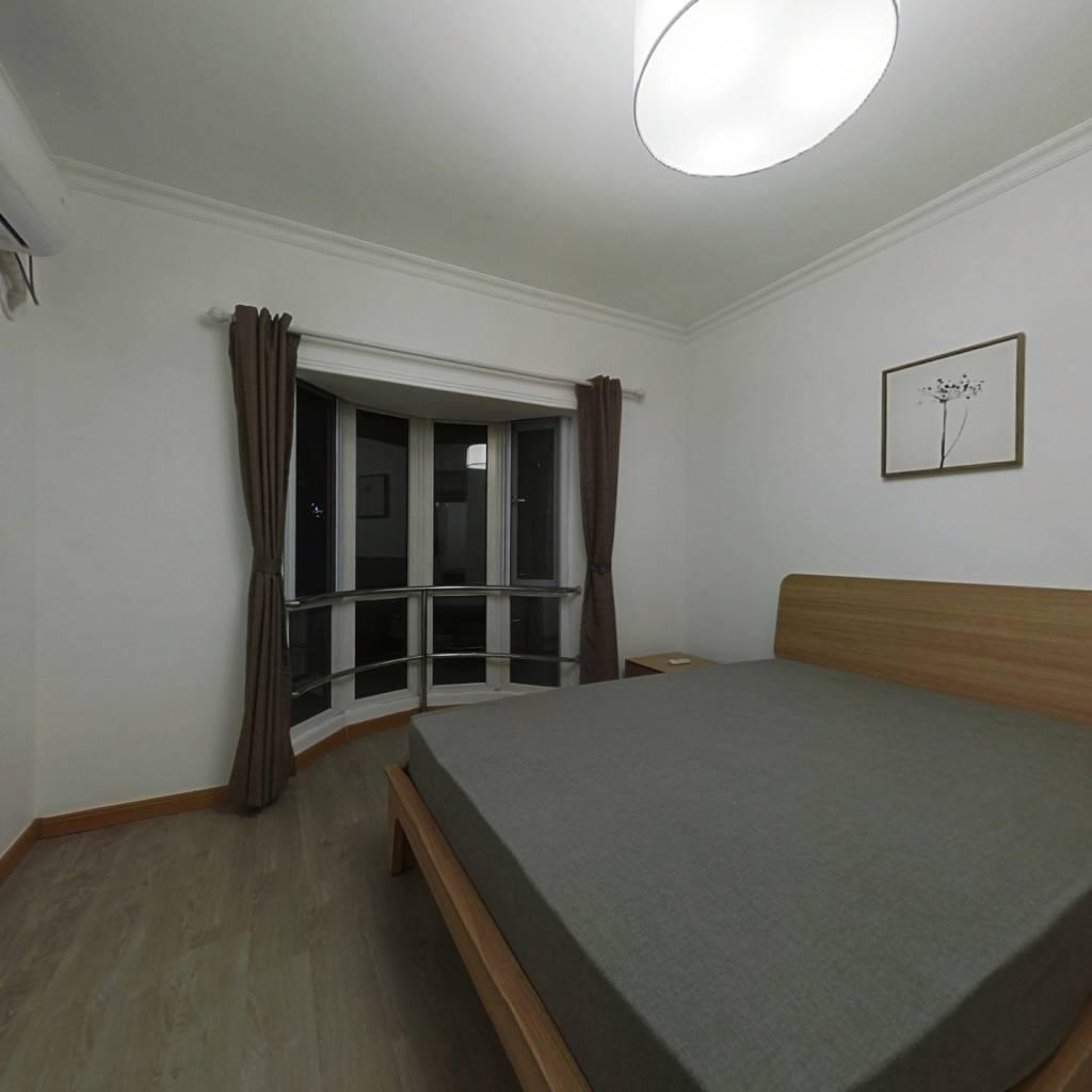 整租·名都新城(一期、二期) 2室2厅 南北卧室图