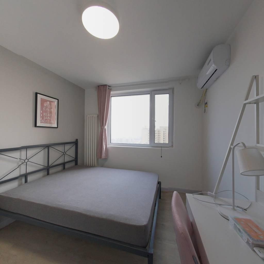 合租·北人家园 2室1厅 东卧室图