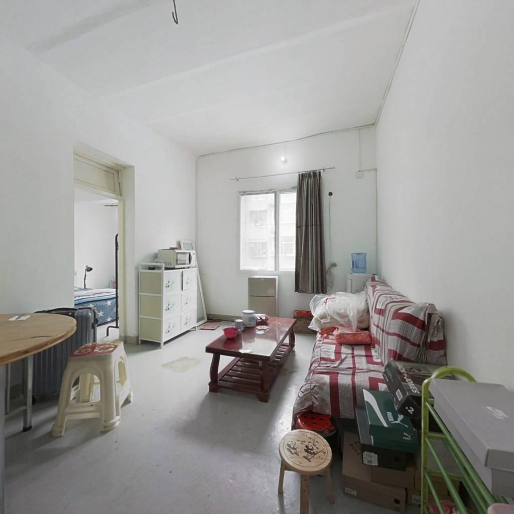 此房满两年,出行方便,户型方正,总价低