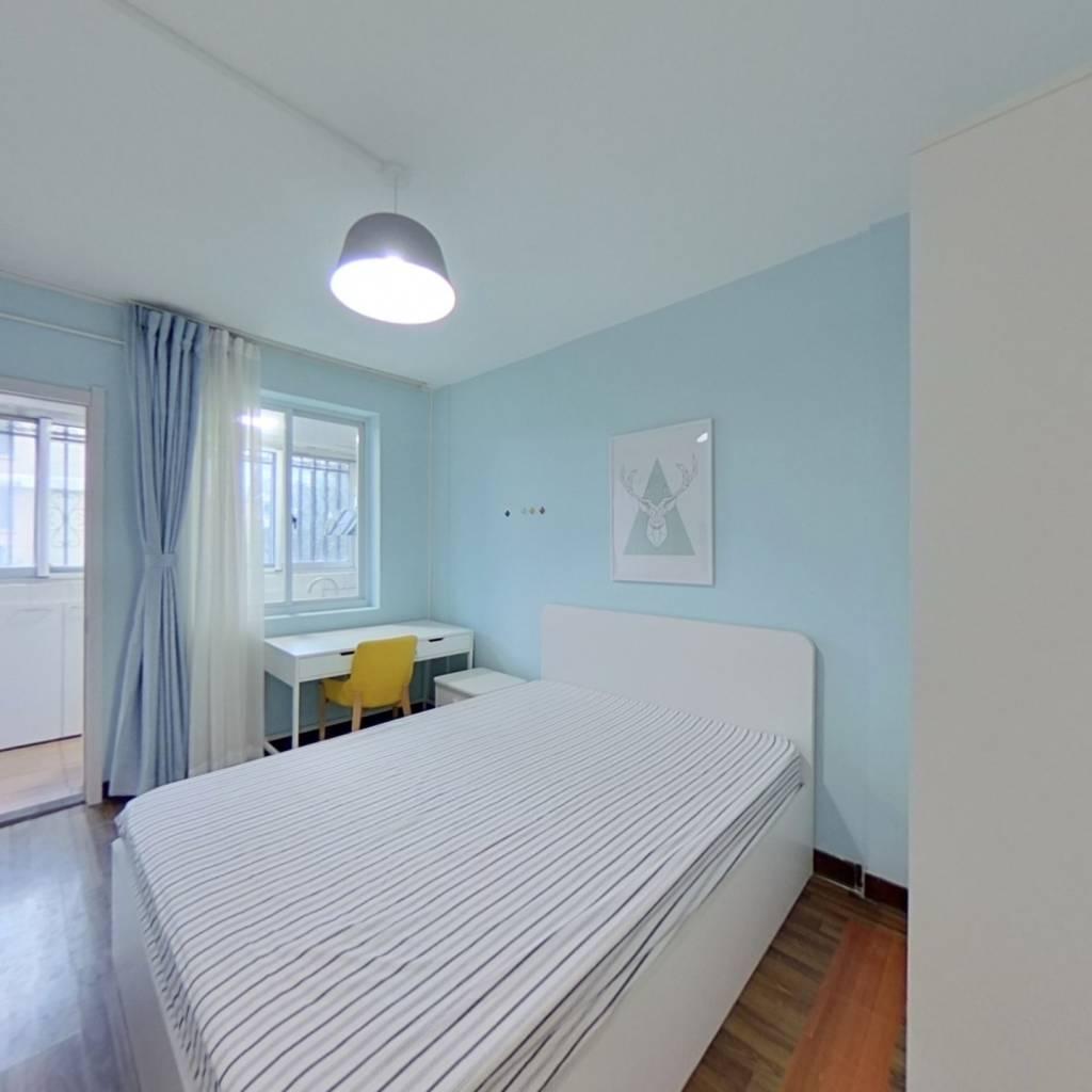 整租·武林路 1室1厅 西卧室图