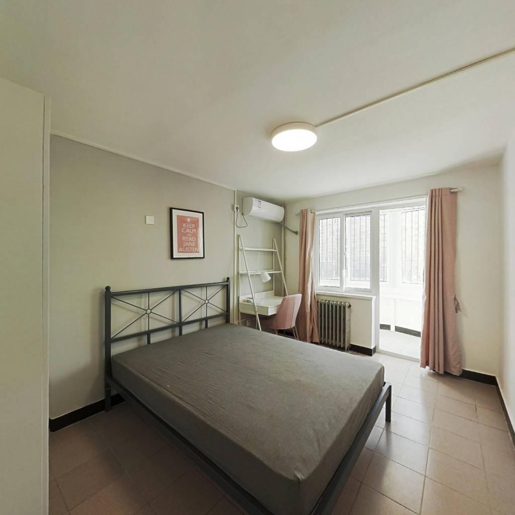 合租·华威北里 3室1厅 东卧室图