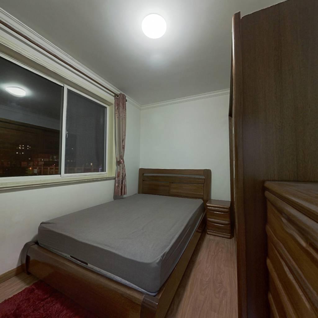 整租·葑润华庭 1室1厅 南卧室图