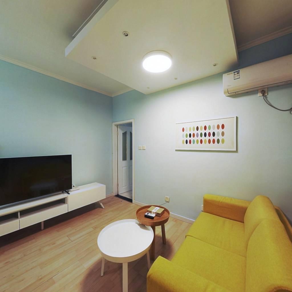 整租·北苑家园茉藜园 1室1厅 东卧室图