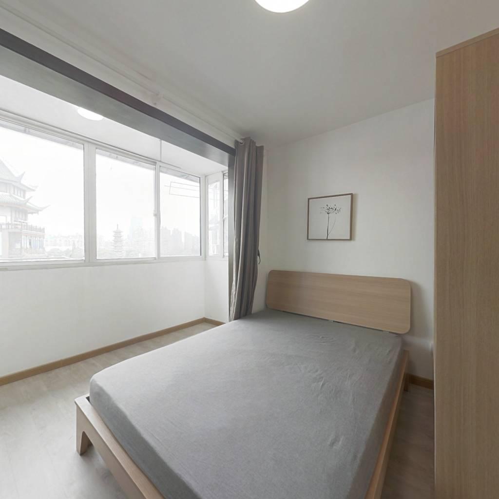 整租·周家湾小区 2室1厅 北卧室图