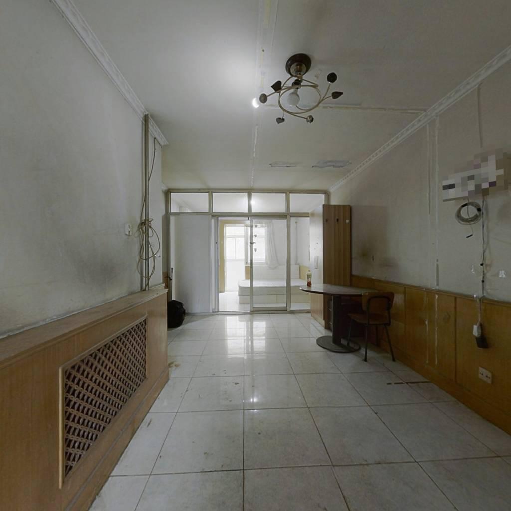 低楼层 正规南北2居 看房有钥匙