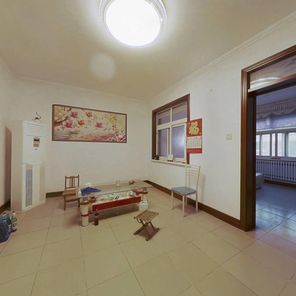 三室通透明静 两卧室朝阳  楼层好  采光好