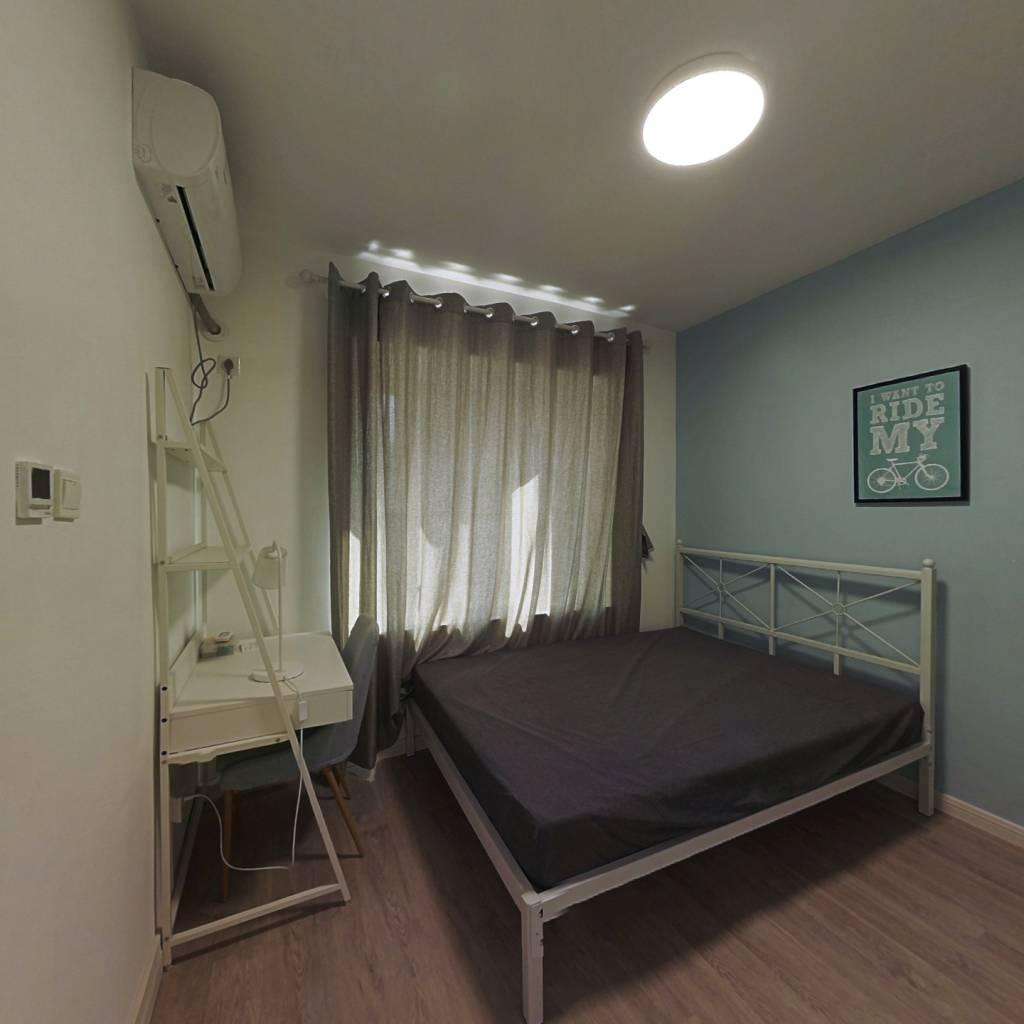 合租·大唐印象 3室1厅 南卧室图