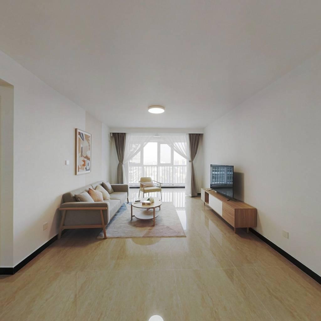 整租·天居园 2室1厅 东卧室图