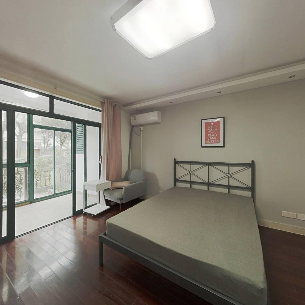 合租·中星长岛苑 4室1厅 南卧室图