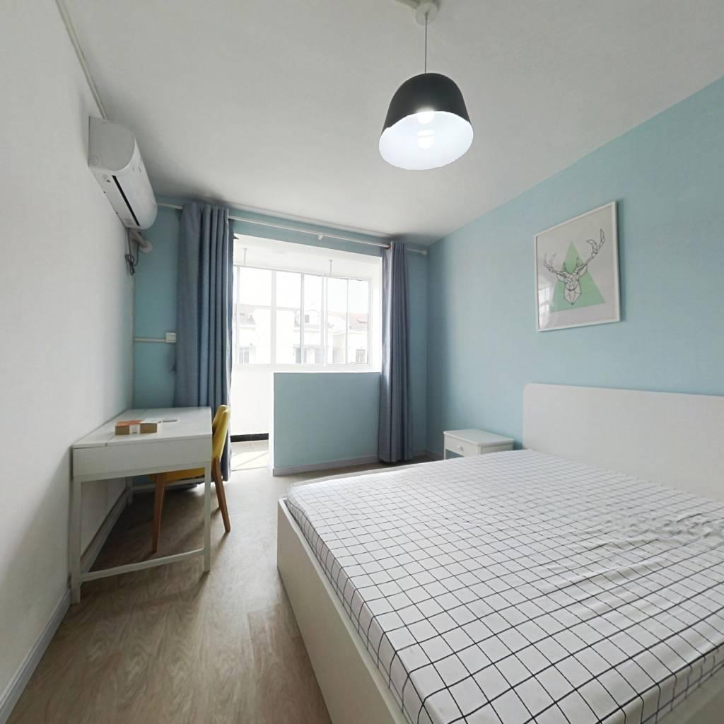 整租·金光小区 1室1厅 南卧室图