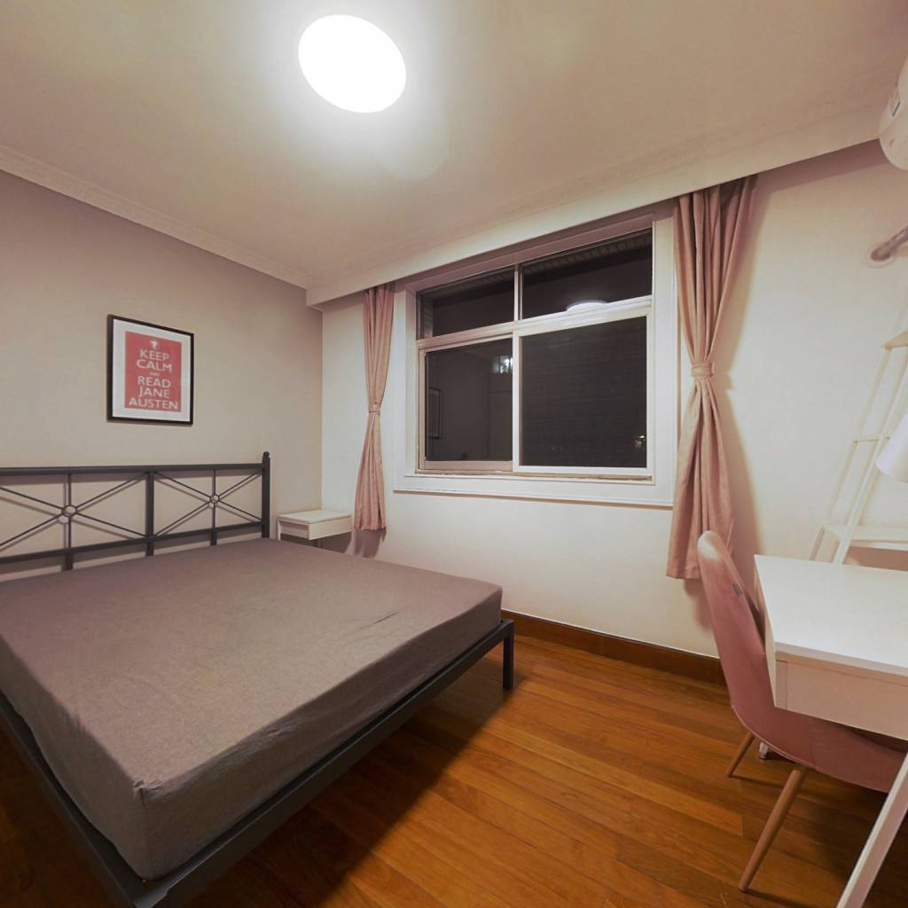 合租·东方花园(一期) 4室1厅 南卧室图