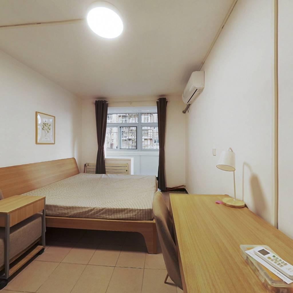 合租·紫云里 3室1厅 南卧室图
