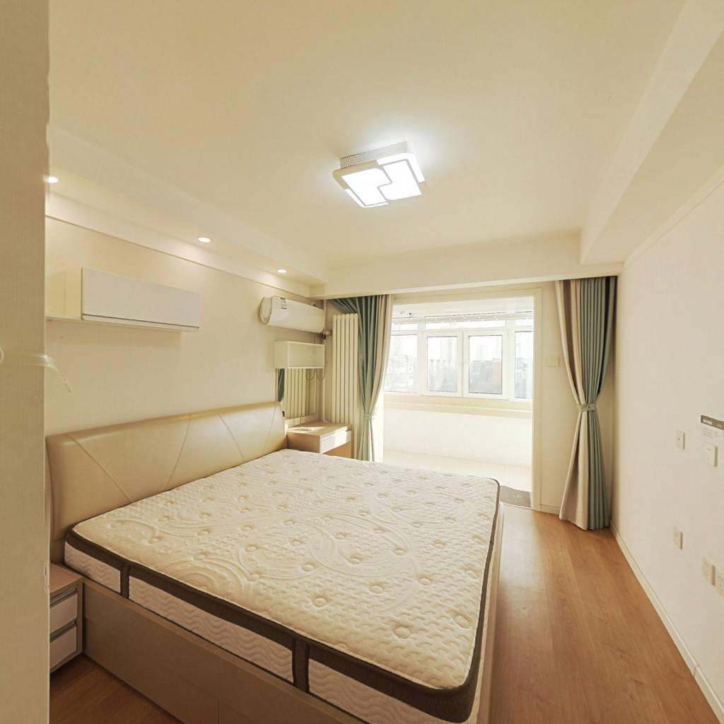 整租·双龙南里 2室1厅 东西卧室图