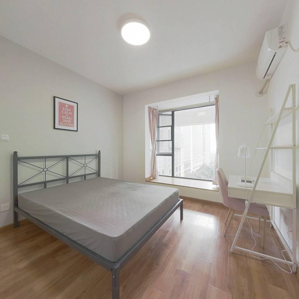 合租·宝泰家园 3室1厅 东卧室图