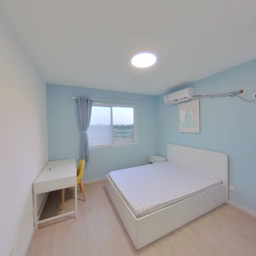 整租·瑞和城叁街区(鲁宁路80弄) 1室1厅 南卧室图
