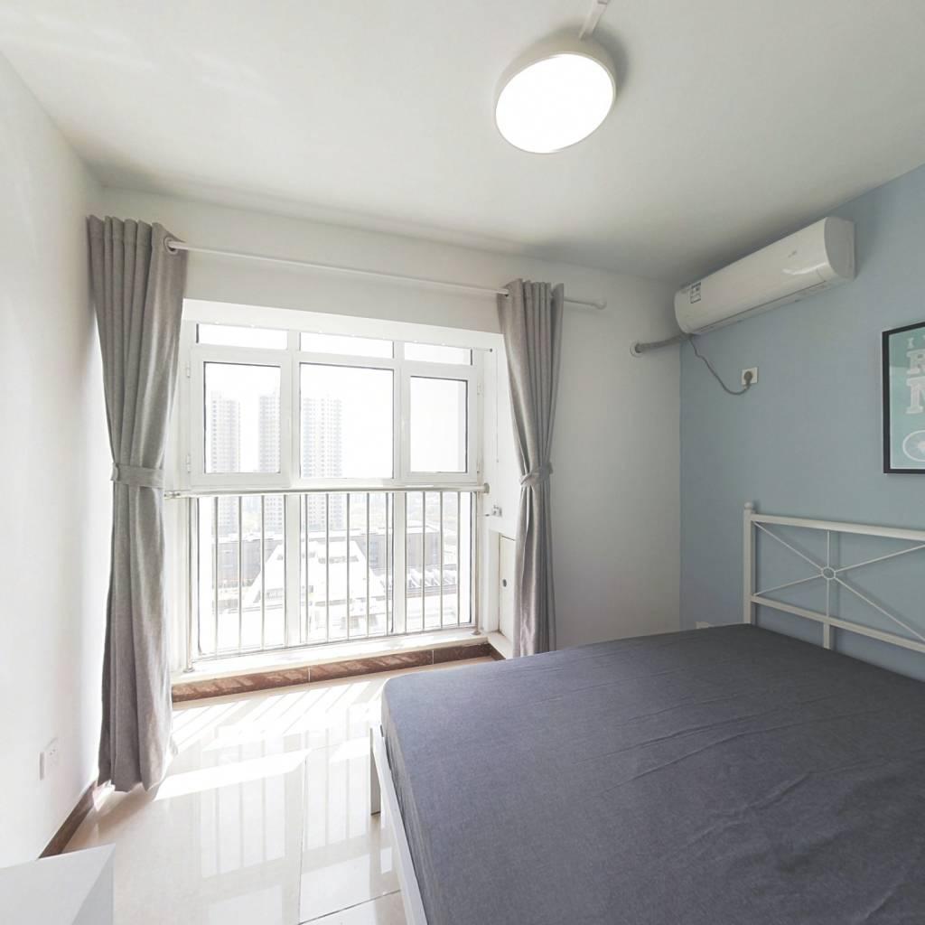 合租·回龙观新村东区 3室1厅 南卧室图